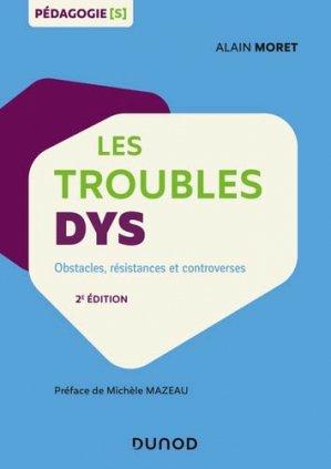 Les troubles dys-dunod-9782100793587