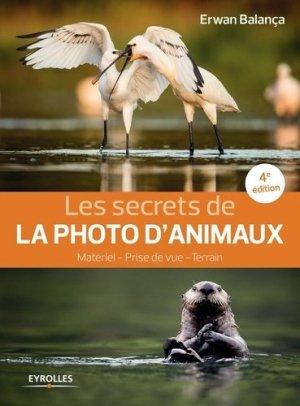 Les secrets de la photo d'animaux-eyrolles-9782212676426