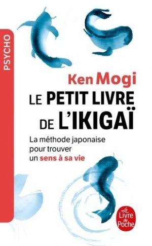 Le petit Livre de l'Ikigai-le livre de poche-9782253188445