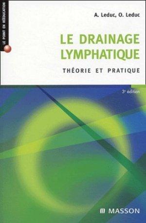 Le drainage lymphatique théorie et pratique-elsevier / masson-9782294015199