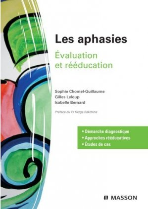 Les aphasies-elsevier / masson-9782294088520