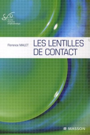 Les lentilles de contact-elsevier / masson-9782294093524