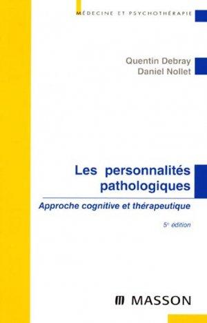 Les personnalités pathologiques-elsevier / masson-9782294706745