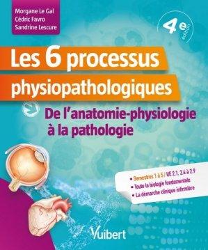Les 6 processus physiopathologiques-estem-9782311660173