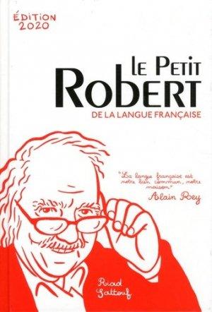 Le petit Robert de la langue française-Le Robert-9782321013785