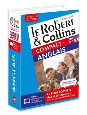 Le Robert & Collins Compact plus anglais-Le Robert-9782321013969