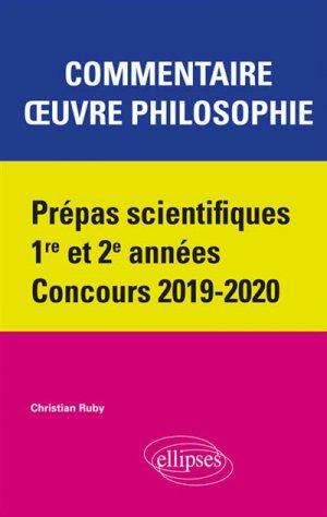 Le Banquet - Concours Prépas Scientifiques 2019-2020-ellipses-9782340025332