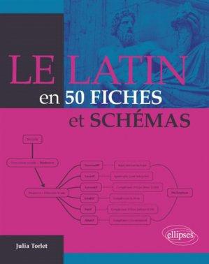 Le latin en 50 fiches et schémas-ellipses-9782340026674
