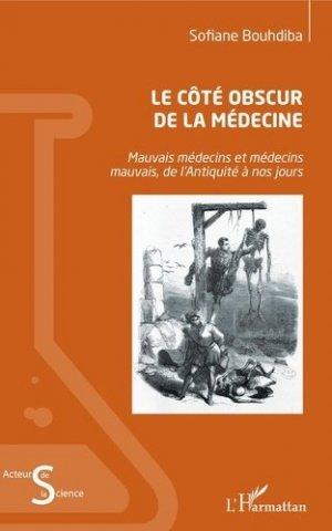 Le côté obscur de la médecine-l'harmattan-9782343178189