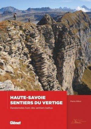 Les sentiers du vertige en Haute-Savoie-Glénat-9782344031223