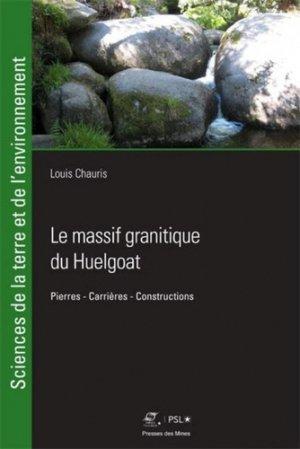 Le massif granitique du Huelgoat-presses des mines-9782356715555