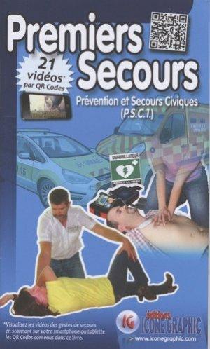 Le mémento PSC1-icone graphic-9782357383708