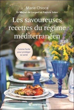 Les savoureuses recettes du régime méditerranéen-terre vivante-9782360982424