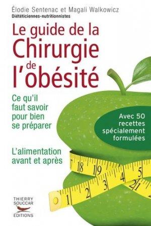 Le Guide pratique de la chirurgie de l'obésité-thierry souccar-9782365490719