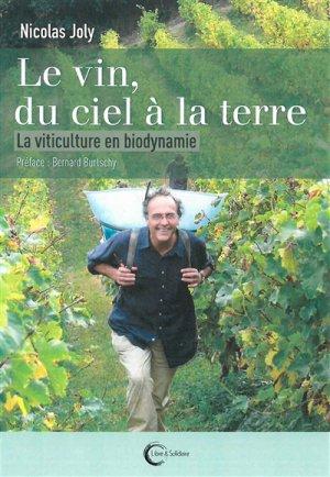 Le vin du ciel à la terre-libre et solidaire-9782372630559
