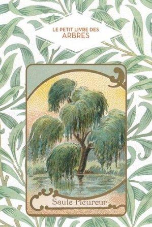 Le petit livre des arbres - papier cadeau - 9782379640629