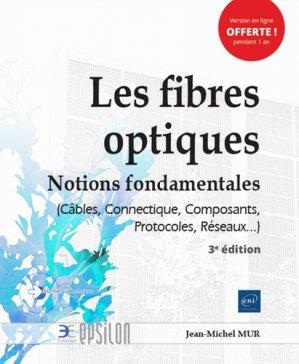 Les fibres optiques-eni-9782409019920
