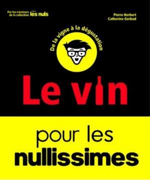 Le vin pour les nullissimes-first-9782412029176