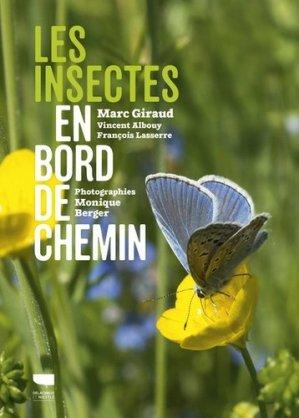 Les insectes en bord de chemin-delachaux et niestlé-9782603025581