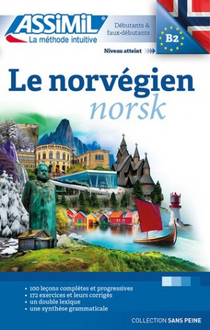 Le norvégien-assimil-9782700508406