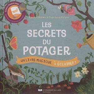 Les secrets du potager-le courrier du livre-9782702912980