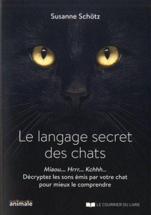 Le langage secret des chats-le courrier du livre-9782702915066