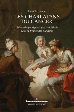 Les charlatans du cancer - hermann - 9782705697730