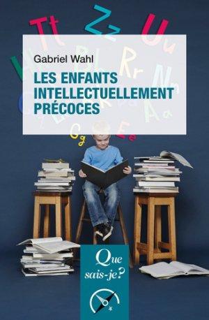 Les enfants intellectuellement précoces-puf-9782715400382