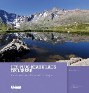 Les plus beaux lacs de l'Isère - glenat - 9782723497350