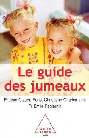 Le Guide des Jumeaux-odile jacob-9782738116567