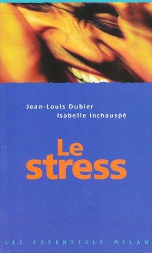 Le stress - milan - 9782745918208