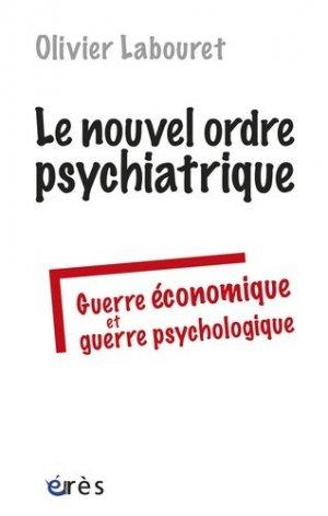 Le nouvel ordre psychiatrique-eres-9782749224305