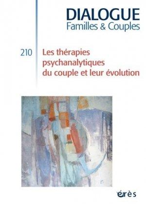 Les thérapies psychanalytiques du couple et leur évolution-eres-9782749247687