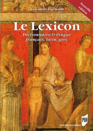 Le lexicon-presses universitaires de rennes-9782753577619