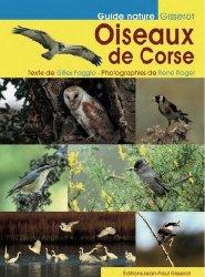Les oiseaux de Corse-jean-paul gisserot-9782755807912