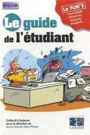 Le guide de l'étudiant - lamarre - 9782757307052
