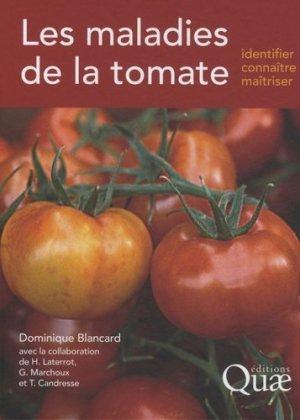 Les maladies de la tomate - quae  - 9782759203284