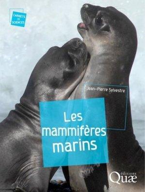 Les mammifères marins - quae - 9782759229031