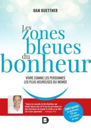 Les zones bleues du bonheur-De Boeck-9782807321342