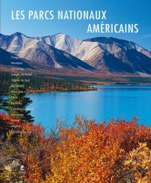 Les parcs nationaux américains-place des victoires-9782809916201
