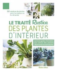 Le traité Rustica des plantes d'intérieur-rustica-9782815311311