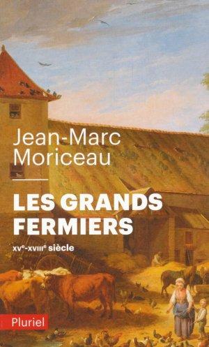 Les grands fermiers - hachette - 9782818505304