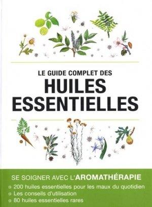 Le guide complet des huiles essentielles-esi-9782822605625