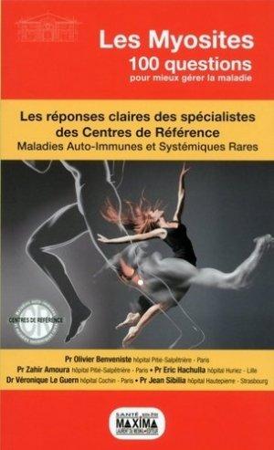 Les Myosites - maxima - 9782840018292
