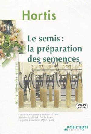 Le semis : la préparation des semences-educagri-9782844442024