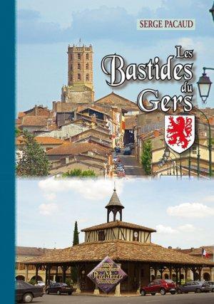 Les bastides du Gers - des regionalismes - 9782846184281