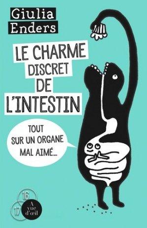 Le charme discret de l'intestin - a vue d'oeil - 9782846669740