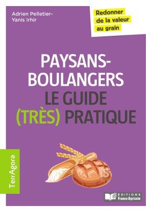 Paysans-boulangers-france agricole-9782855576350