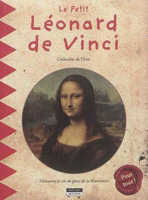 Le petit Léonard de Vinci - kate'art - 9782875750891