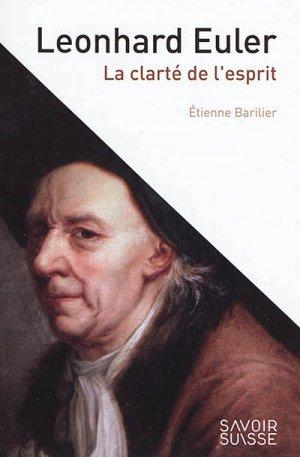Leonhard Euler-presses polytechniques et universitaires romandes-9782889152520